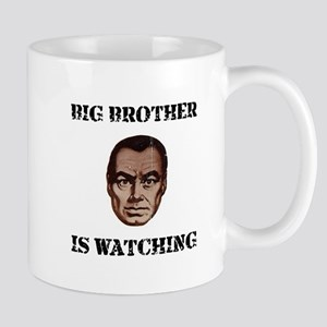 Big Brother Watching Mugs