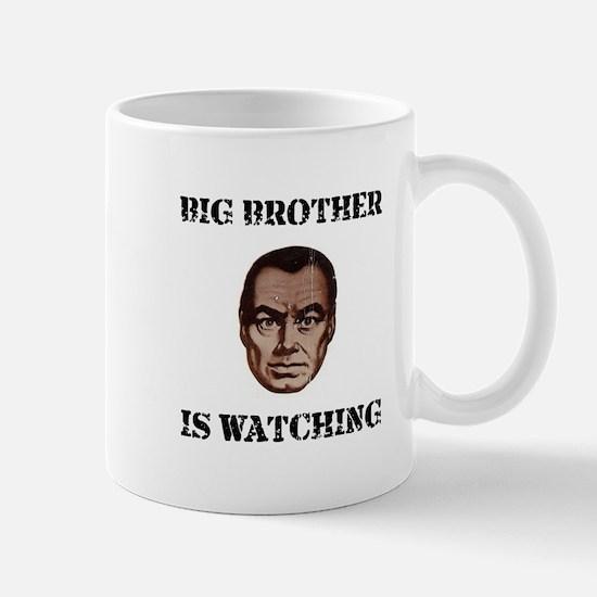Big Brother Watching Mugs
