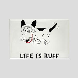 Dog Ruff Magnets