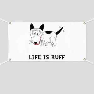 Dog Ruff Banner