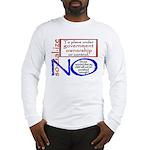 Long Sleeve Homeschool Cotton T-shirt