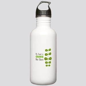 my food Stainless Water Bottle 1.0L