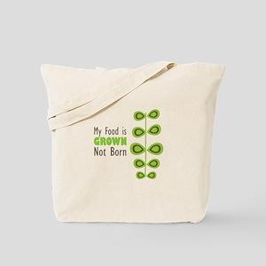 my food Tote Bag