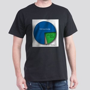 Composition of the Universe Dark T-Shirt