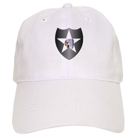 SSI - 2nd Infantry Division Cap
