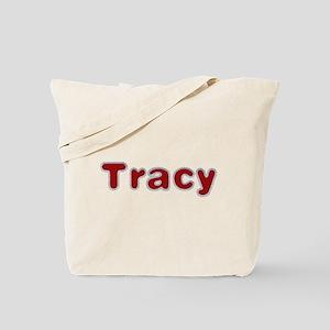 Tracy Santa Fur Tote Bag