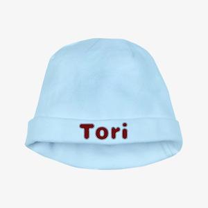 Tori Santa Fur baby hat