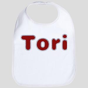 Tori Santa Fur Bib