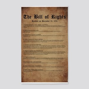 Billofrights 3'x5' Area Rug