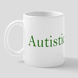 Autistic Genius 2 Mug