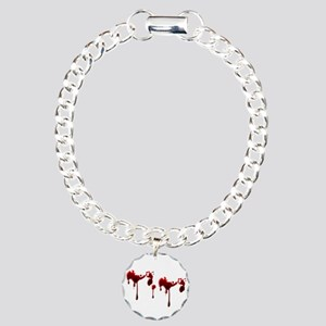 Blood Spatter Bracelet