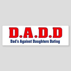 D.A.D.D Bumper Sticker