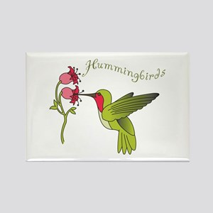 Hummingbirds Magnets