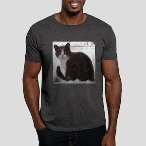 Snow Kitten Dark T-Shirt