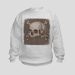 Decorative - Art - Skull Sweatshirt