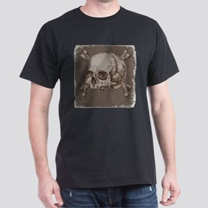 Decorative - Art - Skull T-Shirt