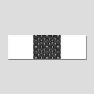 Decorative - Art - Skulls Car Magnet 10 x 3