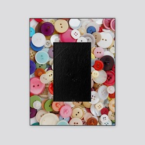 Button, Button Picture Frame