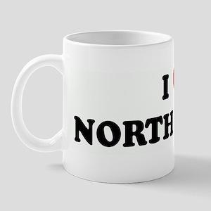I Love NORTH PHILLY Mug