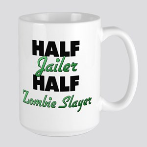 Half Jailer Half Zombie Slayer Mugs