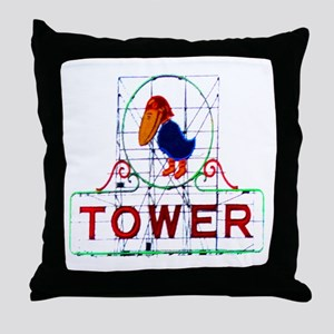 The Jayhawk Throw Pillow