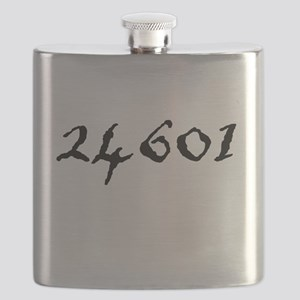 Prisoner Number Flask