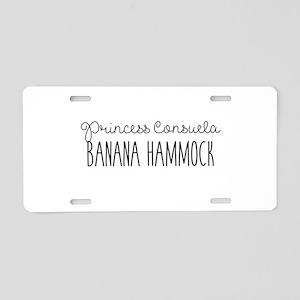 Friends - Princess Consuela Aluminum License Plate