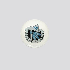 DUI - 2nd Infantry Division Mini Button