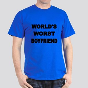 WORLDS WORST BOYFRIEND 2 T-Shirt