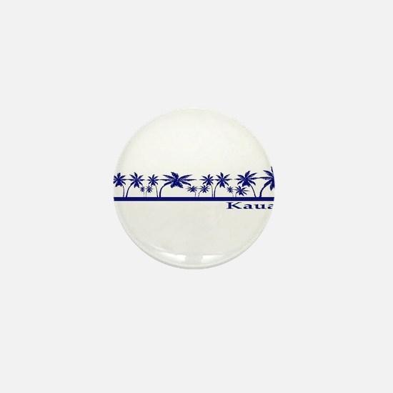 Funny Kauai Mini Button