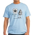 Ben Franklin Lodge No. 83 Light T-Shirt