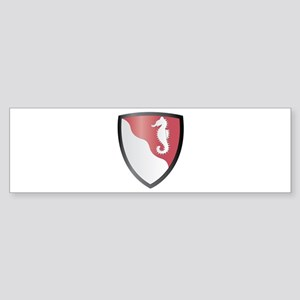 SSI - 36th Engineer Brigade Sticker (Bumper)