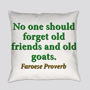 No One Should Forget Everyday Pillow