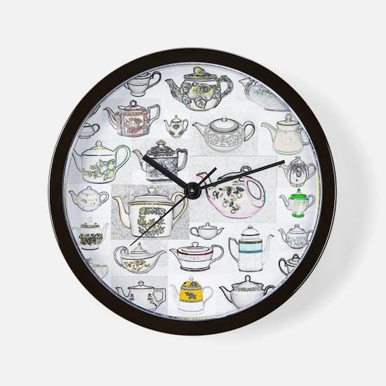 Bright Wall Clock