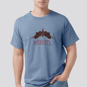 Alan Watts, Reality is a Rorscach Ink-Blo T-Shirt