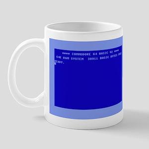 Commodore 64 Ready Mug