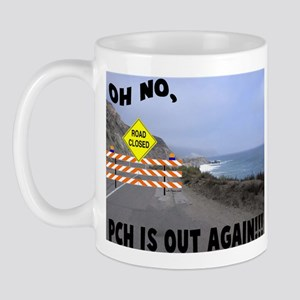 PCH IS OUT AGAIN Mug