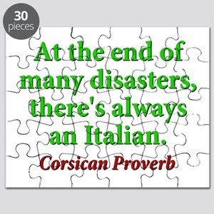At The End Of Many Disasters Puzzle