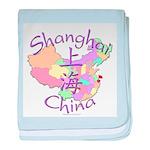 Shanghai China baby blanket