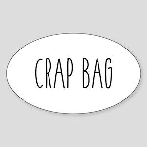 Friends - Crap Bag Sticker