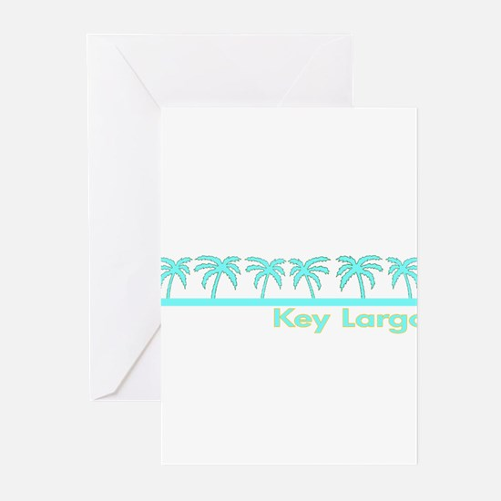 Key Largo, Florida Greeting Cards (Pk of 10)