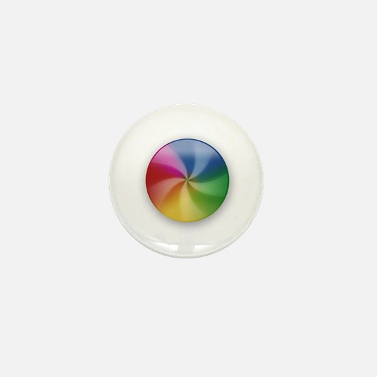 SBBOD (Spinning Beach Ball of Mini Button