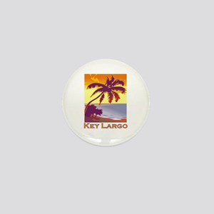 Key Largo, Florida Mini Button