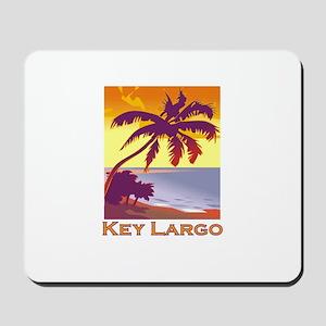 Key Largo, Florida Mousepad