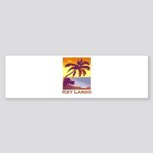 Key Largo, Florida Bumper Sticker