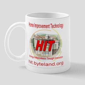 HIT: Home Improvement Technology Mug