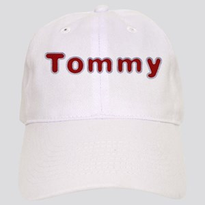 Tommy Santa Fur Baseball Cap