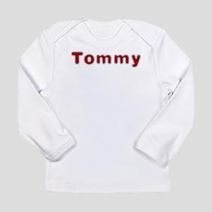 Tommy Santa Fur Long Sleeve T-Shirt