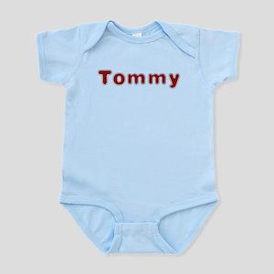 Tommy Santa Fur Body Suit