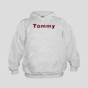 Tommy Santa Fur Hoodie
